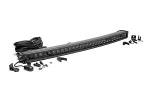 Rough Country - Rough Country Cree Black Series LED Light Bar 72730BL
