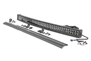 Rough Country - Rough Country Cree Black Series LED Light Bar 72940BD