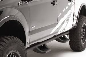 Exterior - Running Boards - Fab Fours - Fab Fours Side Step J10431