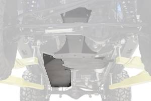 Fab Fours - Fab Fours Gas Tank Skid Plate JK3030-1