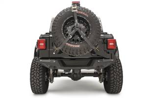 Exterior - Accessories - Fab Fours - Fab Fours Spare Tire Carrier JL2070-B
