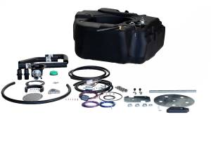Fuel System & Components - Fuel System Parts - TITAN Fuel Tanks - TITAN Fuel Tanks Spare Tire Auxiliary Fuel System 4020299