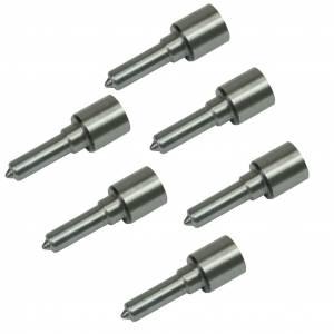 Fuel System & Components - Fuel Injectors & Parts - BD Diesel - BD Diesel Nozzle Set 120HP - Dodge 1994-1998 5.9L 12-Valve 1040269