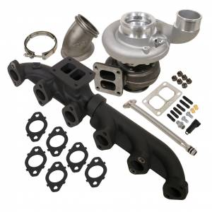 Turbo Chargers & Components - Turbo Charger Kits - BD Diesel - BD Diesel BD Iron Horn 5.9L Cummins Turbo Kit S364SXE/80 1.00AR Dodge 2003-2007 1045175