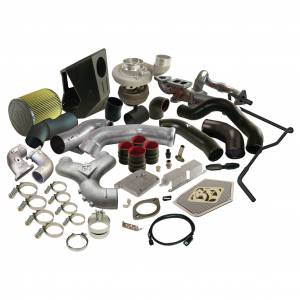 Turbo Chargers & Components - Turbo Charger Kits - BD Diesel - BD Diesel Scorpion S369SX-E Turbo Kit - Ford 2011-2016 6.7L F250/F350 1045801