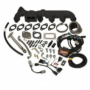 Turbo Chargers & Components - Turbo Charger Kits - BD Diesel - BD Diesel BD 5.9L Howler VGT Complete Install Kit c/w Controller - Dodge 2003-2007 1047136