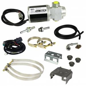 BD Diesel Flow-MaX Fuel Lift Pump c/w Filter & Separator - Dodge 2003-2004.5 5.9L 1050305DF