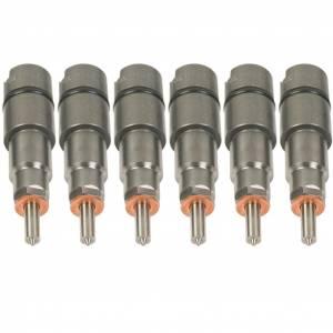 Fuel System & Components - Fuel Injectors & Parts - BD Diesel - BD Diesel Injector Kit - 1998-2002 Dodge 24-valve 50hp 1075821