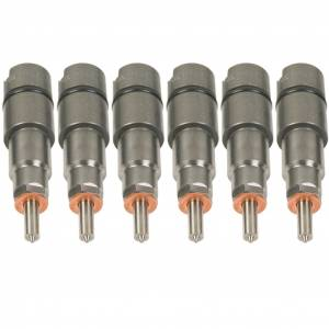 Fuel System & Components - Fuel Injectors & Parts - BD Diesel - BD Diesel Injector Kit - 1998-2002 Dodge 5.9L 24-valve Stage 6 200hp 1075826