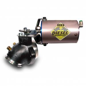 Exhaust - Exhaust Brakes - BD Diesel - BD Diesel Exhaust Brake - 1994-1998 Dodge 60psi Vac/Turbo Mount 2033135
