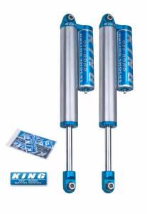 King Shocks - King Shocks Fits GM 2500/3500 Vehicles, 00-10 25001-201