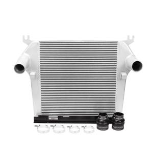 Turbo Chargers & Components - Intercoolers and Pipes - Mishimoto - Mishimoto Dodge 6.7L Cummins Intercooler MMINT-RAM-10SL
