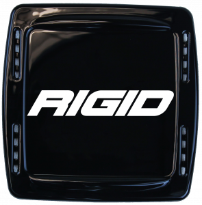 Lighting - Light Covers - RIGID Industries - RIGID Industries COVER Q-SERIES BLK 103913