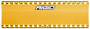 "Lighting - Light Covers - RIGID Industries - RIGID Industries COVER 6"" SR-SERIES AMB 105863"