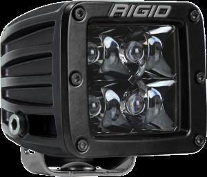Lighting - Accessories - RIGID Industries - RIGID Industries D-SERIES PRO SPOT MIDNIGHT 201213BLK