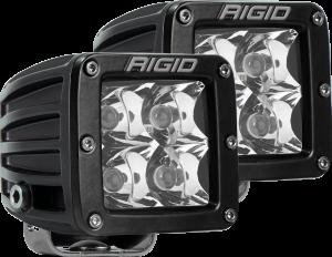 Lighting - Accessories - RIGID Industries - RIGID Industries D-SERIES PRO SPOT SM /2 202213