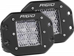 Lighting - Accessories - RIGID Industries - RIGID Industries D-SERIES PRO DIFFUSED FM /2 212513