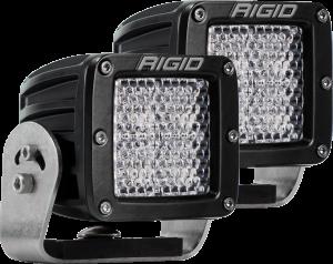 Lighting - Accessories - RIGID Industries - RIGID Industries D-SERIES PRO HD DIFFUSED /2 222513