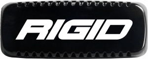Lighting - Light Covers - RIGID Industries - RIGID Industries COVER SR-Q SERIES BLK 311913