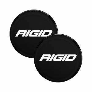 Lighting - Light Covers - RIGID Industries - RIGID Industries COVER FOR RIGID 360-SERIES 4 INCH LED LIGHTS, BLACK SET OF 2 36363-SB