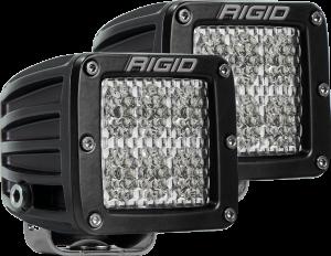 Lighting - Accessories - RIGID Industries - RIGID Industries D-SERIES PRO SPECTER DIFFUSED SM /2 502513