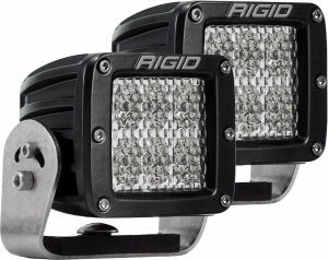Lighting - Accessories - RIGID Industries - RIGID Industries D-SERIES PRO SPECTER HD DIFFUSED /2 522513