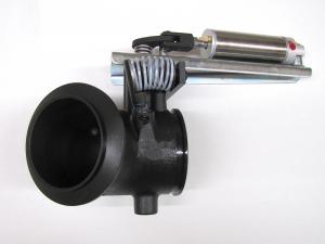 Exhaust - Exhaust Brakes - Pacbrake - Pacbrake Pacbrake's DirectMount 4'' PRXB Exhaust Brake UPGRADE C40111
