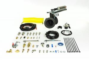 Exhaust - Exhaust Brakes - Pacbrake - Pacbrake Pacbrake's DirectMount 4'' PRXB Exhaust Brake Kit C44032