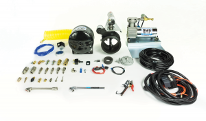 Pacbrake - Pacbrake Pacbrake's InLine Mount 4'' PRXB Exhaust Brake Kit C44038