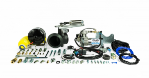 Exhaust - Exhaust Brakes - Pacbrake - Pacbrake Pacbrake's DirectMount 4'' PRXB Exhaust Brake Kit C44049