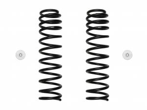 """Steering And Suspension - Springs - ICON Vehicle Dynamics - ICON Vehicle Dynamics 18-UP JL/20-UP JT 2.5"""" FRONT DUAL RATE SPRING KIT 22025"""