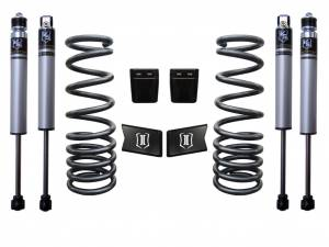 "Steering And Suspension - Lift & Leveling Kits - ICON Vehicle Dynamics - ICON Vehicle Dynamics 03-12 RAM 2500/3500 4WD 2.5"" STAGE 1 SUSPENSION SYSTEM K212501"
