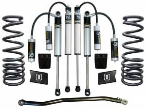 "Steering And Suspension - Lift & Leveling Kits - ICON Vehicle Dynamics - ICON Vehicle Dynamics 03-12 RAM 2500/3500 4WD 2.5"" STAGE 2 SUSPENSION SYSTEM K212502"