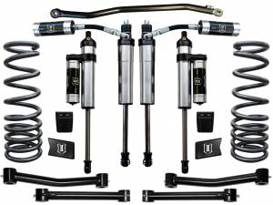 "Steering And Suspension - Lift & Leveling Kits - ICON Vehicle Dynamics - ICON Vehicle Dynamics 03-12 RAM 2500/3500 4WD 2.5"" STAGE 4 SUSPENSION SYSTEM K212504T"