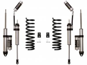 "Steering And Suspension - Lift & Leveling Kits - ICON Vehicle Dynamics - ICON Vehicle Dynamics 14-18 RAM 2500 4WD 2.5"" STAGE 2 SUSPENSION SYSTEM (AIR RIDE) K212512A"