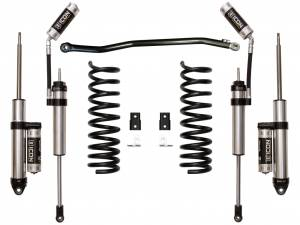 "Steering And Suspension - Lift & Leveling Kits - ICON Vehicle Dynamics - ICON Vehicle Dynamics 14-18 RAM 2500 4WD 2.5"" STAGE 3 SUSPENSION SYSTEM (AIR RIDE) K212513A"