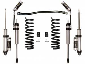 "Steering And Suspension - Lift & Leveling Kits - ICON Vehicle Dynamics - ICON Vehicle Dynamics 14-18 RAM 2500 4WD 2.5"" STAGE 4 SUSPENSION SYSTEM (AIR RIDE) K212514A"