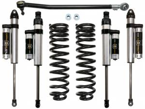 """Steering And Suspension - Lift & Leveling Kits - ICON Vehicle Dynamics - ICON Vehicle Dynamics 17-UP FORD FSD 2.5"""" STAGE 3 SUSPENSION SYSTEM K62513"""
