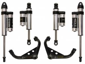 "Steering And Suspension - Lift & Leveling Kits - ICON Vehicle Dynamics - ICON Vehicle Dynamics 01-10 GM 2500HD/3500 0-2"" STAGE 3 SUSPENSION SYSTEM K77102"