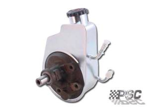 Steering And Suspension - Steering Parts - PSC Steering - High Performance Power Steering Pump, 2001-2010 GM Duramax with Hydroboost Braking System PSC Performance Steering Components