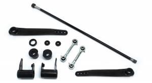Steering And Suspension - Suspension Parts - TeraFlex - Jeep JK/JKU 0-3 Inch Lift Forged Trail-Rate S/T Front Sway Bar Kit 07-18 Wrangler JK/JKU TeraFlex