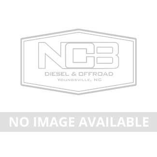Poison Spyder - PSC Windshield Decal 48 x 4 Inch Silver Vinyl 51-46-001-S Poison Spyder